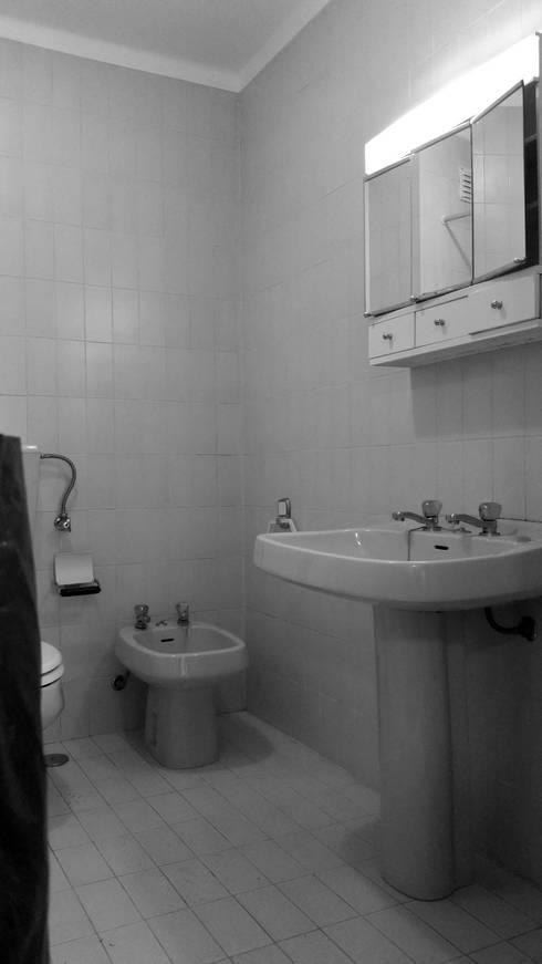 Casa de Banho:   por Tiago do Vale Arquitectos