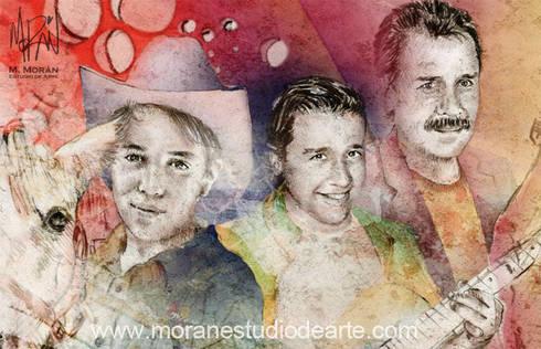 Detalle del cuadro: Arte de estilo  por MORAN Estudio De Arte