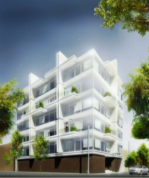 Celestia:  de estilo  por ECM arquitectura