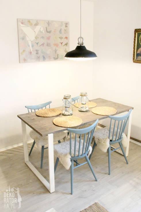 Phòng ăn by dekoratorka.pl