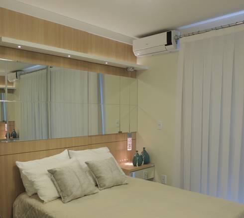 Quarto: Quarto  por Rosé Indoor Design