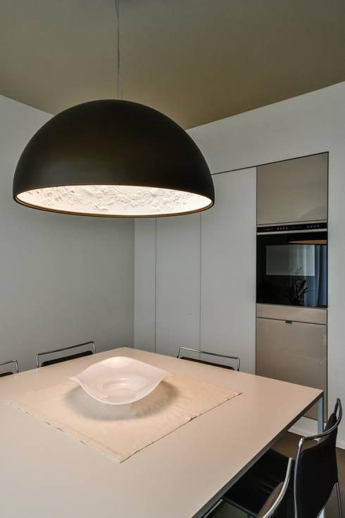 Projekty,  Kuchnia zaprojektowane przez Claude Petarlin