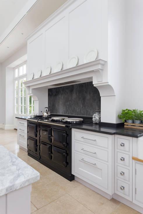 Frensham: classic Kitchen by Lewis Alderson