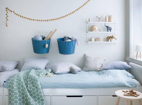 scandinavian Nursery/kid's room by Korbo