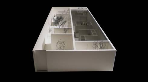 maqueta: Paredes  por AR arquitectura