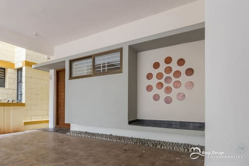 modern Houses by Etagi Design Collaborative