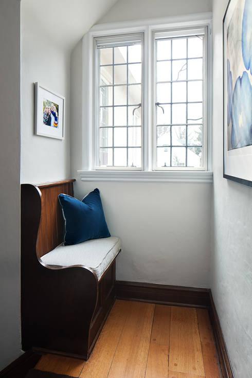 Hall:  Corridor & hallway by Clean Design