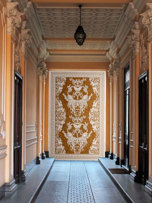Corridor & hallway by Elalux Tile