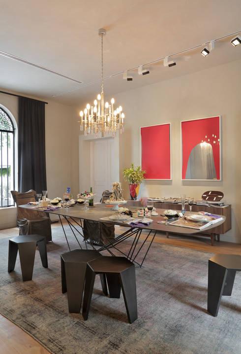 Phòng ăn by Gisele Taranto Arquitetura