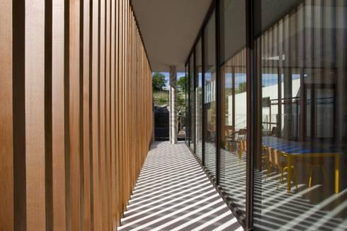 Adrien champsaur architecture ecole lei cigaloun cr ation d 39 un refectoire cuisine salle de - Adrien champsaur ...