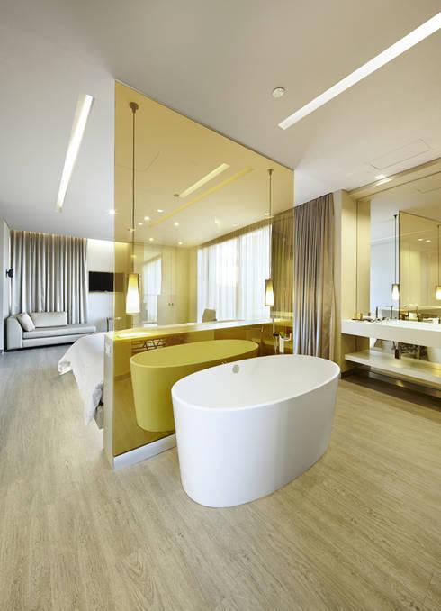 Baños de estilo  por FORMICA Venezuela
