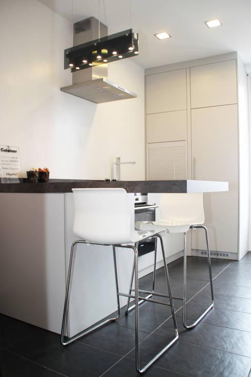 Dapur by Koya Architecture Intérieure
