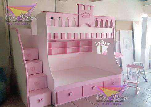 Literas y muebles juveniles de camas y literas infantiles - Camas infantiles de princesas ...