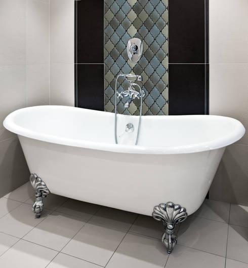 Bathroom by Elalux Tile