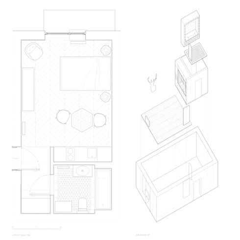 Daniel Apartment :   by BLACKHAUS