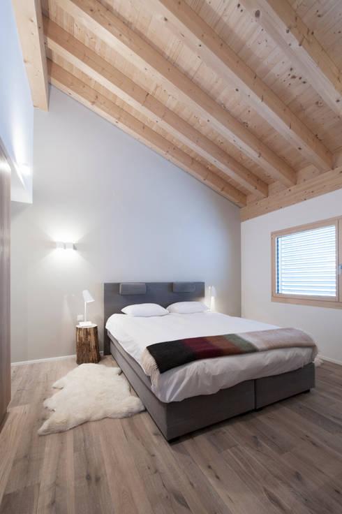 Chambre de style de style Rustique par Mood Interieur