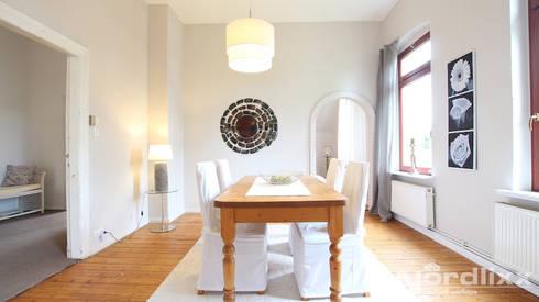 Home Staging Gründerzeitvilla OG:   von NORDLIXX endlich wohnen