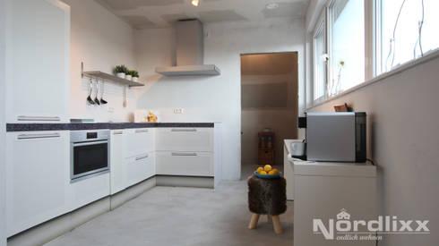 Rohbau – Staging:   von NORDLIXX endlich wohnen