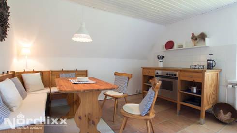 Home Staging in einer bewohnten Immobilie:   von NORDLIXX endlich wohnen