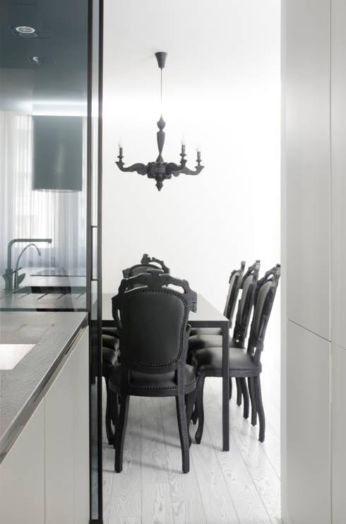 Кухни в . Автор – LINE architects