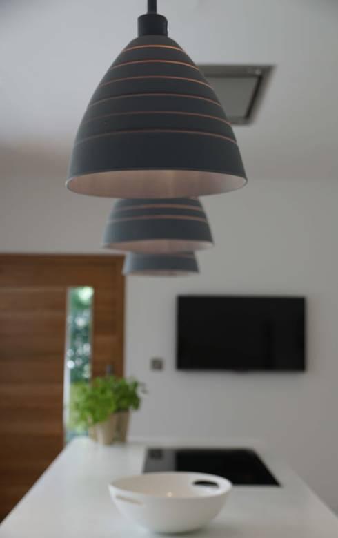 moderne Keuken door Project 3 Architects