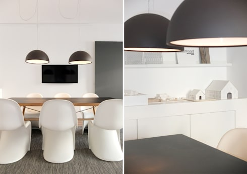 nordische kombination by qbus architektur & innenarchitektur | homify, Innenarchitektur ideen