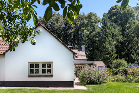 Renovatie en uitbreiding jaren 50 woning door bob romijnders architectuur interieur homify - Uitbreiding oud huis ...