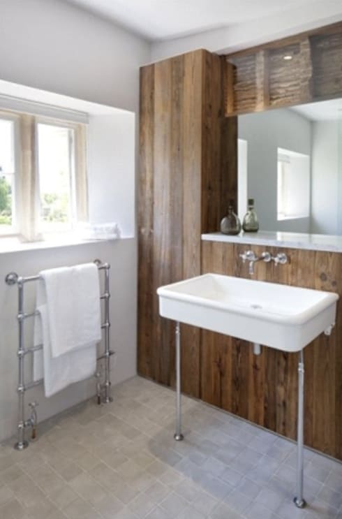 country Bathroom by My-Studio Ltd
