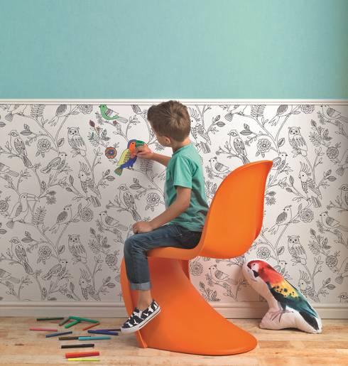 HannaHome Dekorasyon  – Çocuk odalarında özgürlük...:  tarz Çocuk Odası