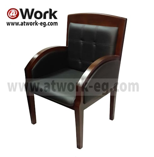 Atwork Office Furniture ات ورك للاثاث المكتبي:  غرفة المعيشة تنفيذ Atwork Office Furniture