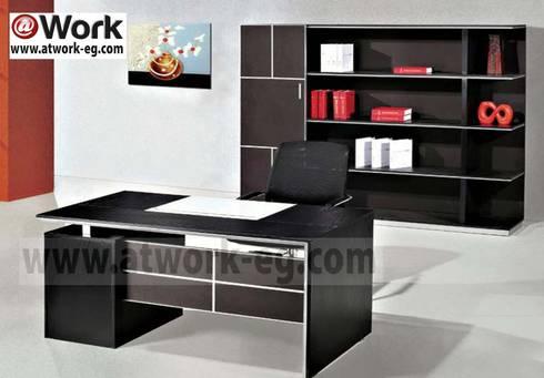 Atwork Office Furniture ات ورك للاثاث المكتبي:  مكاتب العمل والدراسة تنفيذ Atwork Office Furniture
