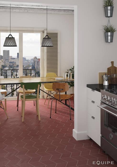 ห้องทานข้าว by Equipe Ceramicas