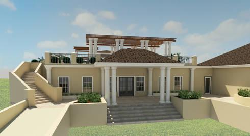 Bangou Spa—Cameroon:  Hotels by House of Gargoyle