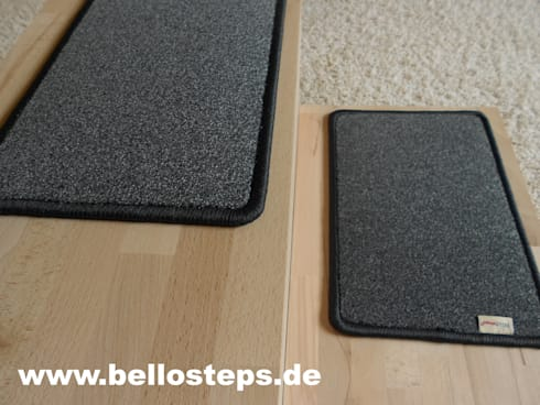 bellosteps stufenmatten f r hunde by kettelbetrieb tesche homify. Black Bedroom Furniture Sets. Home Design Ideas