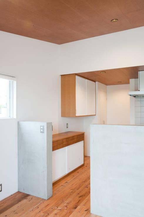 廚房 by 横山浩之建築設計事務所