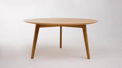 Sullivan Side Tables: modern Dining room by www.mezzanineinteriors.co.za