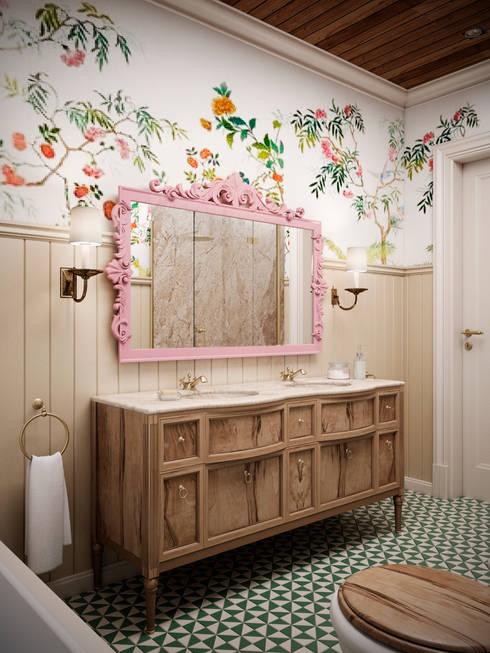 Bathroom by Архитектура Интерьера