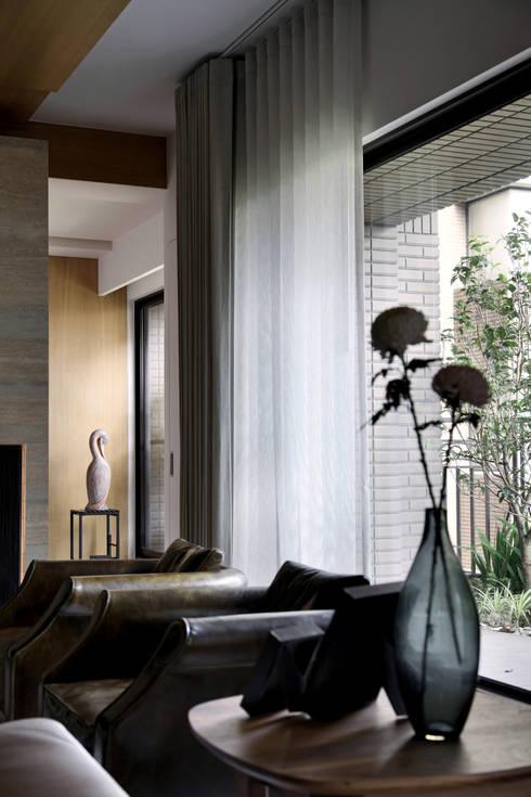境靜:  窗 by 大言室內裝修有限公司