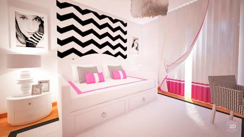 CANDY COTTON:   por GRAÇA Decoração de Interiores