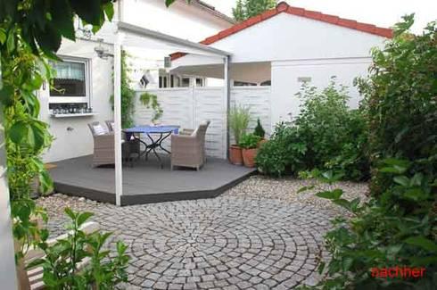 renovierung einer terrasse und des umgebenden gartens von sabine, Terrassen ideen