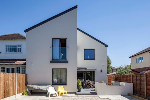 Passiv Haus:   by Phi  Architects