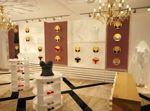 EROTECA  ::  Underwear Shop: Lojas e espaços comerciais  por EGO Interior Design