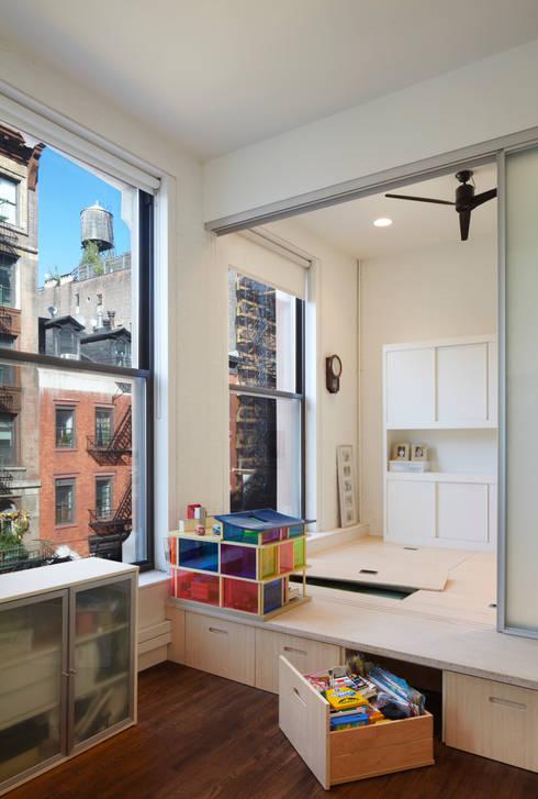 Bento Box Loft, Koko Architecture + Design: modern Nursery/kid's room by Koko Architecture + Design