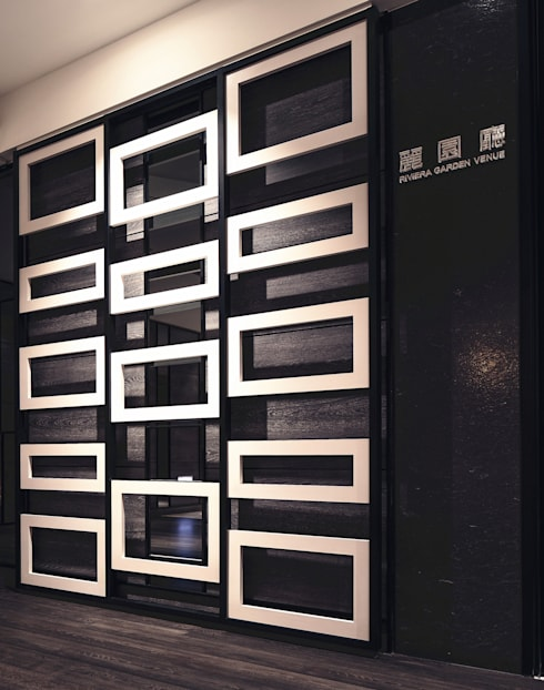 Flavors芙悅:  商業空間 by CJ INTERIOR 長景國際設計