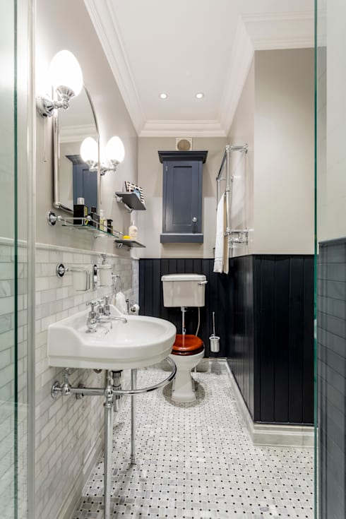 Bathroom: classic Bathroom by GK Architects Ltd