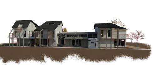 Urban Studio:   by E-VISIONS Architectural design Studio