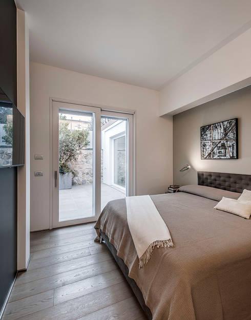 BRANDO concept의  침실