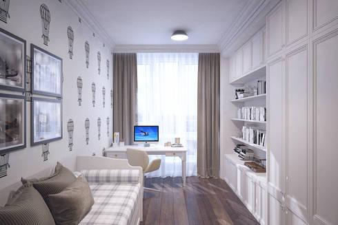 غرفة الاطفال تنفيذ Natalia Solo Design
