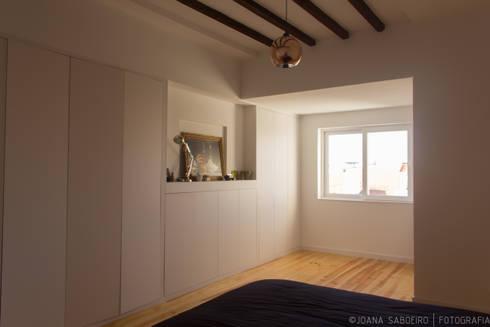 Duplex em Lisboa:   por Mezcla