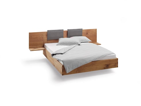 bett nap von holzmanufaktur stuttgart homify. Black Bedroom Furniture Sets. Home Design Ideas